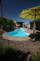 Desert Springs Fiberglass Pool and Spa in Kimberly, WI